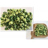 Halal Certifiacte Yellow Wasabi Green Peas Snack OEM Retailer Bags Manufactures