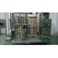 Automatic soft drink , carbonated drink mixer / Beverage drink mixing machine Manufactures