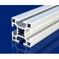 Drawbench 6061 6005 Industrial Aluminium Profile , Modular Aluminium Extrusion Profiles Manufactures
