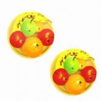 Eco-friendly Fridge Magnet, Made of 157gsm Art Paper with Lamination, for Promotional Purposes Manufactures