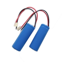 CC CV IEC62133 1600mAh 3.7 Volt Lithium Ion Battery Manufactures