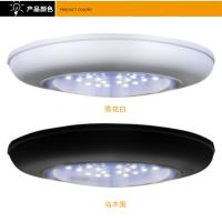 White Color Wireless Remote Control Led Lights , ABS Flame Remote Control Cabinet Lights Manufactures