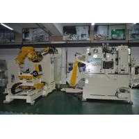 Quality Automatic 3 In 1 Feeder Flattening Stamping Equipment CE And ISO Certification for sale