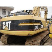 Long Reach Used Cat Excavator 320BL , Used Mini Diggers 800mm Shoe Size Manufactures