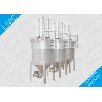 China Cooking Starch Self Cleaning Strainer , Commercial Water Purification Systems DFA Series on sale