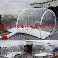 inflatable transparent tent for advertising inflatable transparent bubble tent Manufactures