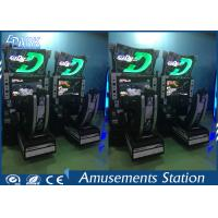 Indoor Console Racing Game Machine Initial D8 Car Electronic Arcade Simulator Manufactures