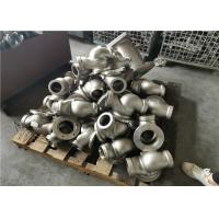 Quick Delivery Precision Investment Casting , Pump Shell Castings With Alloy Steel Material Manufactures