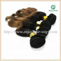 Indian virgin hair weave natural color/12# color body wave hair 10''-26'' hair extension Manufactures