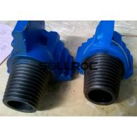 """Quality 3""""-15"""" Step / Chevron Drag Bits Tungsten Carbide Insert Bit For Soft To Medium Formations for sale"""