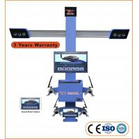 Integrated  4 Wheel Alignment Machine Four Cameras 3D Wheel Aligner For Tire Shop Manufactures