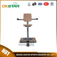 fitness equipment for elderly wood Customized Safety Cheap Outdoor Fitness Equipment For Old People Manufactures