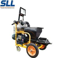 Multifunctional Wall Plastering Machine / Cement Mortar Plastering Machine Manufactures