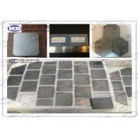 Military Silicon Carbide Ceramic Bulletproof Plates For Armored Tactical Vest Manufactures