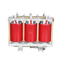 Anti - Explosion Dry Type Cast Resin Transformer Low Loss 33kV - 1250kVA Manufactures