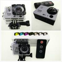 "Quality 1.5"" LCD W8 controller Action Car DVR Diving Camera  Extreme Sport FPV Outdoor Sport Activities for sale"