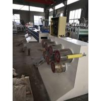 Buy cheap Green Color PP Monofilament Extruder Machine Single Screw Extruder Design from wholesalers