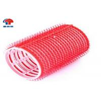 Recycle fashion Big Hook And Loop Hair Rollers / Sleep Rollers For Volume Manufactures