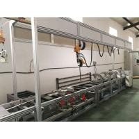 China Bus Bar Assembly Conveyor for Compact Busbar Semi Automatic on sale