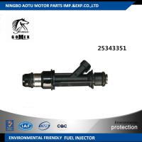 Pick Up Truck Great Wall Fuel Injector Nozzle , Diesel Engine Injector 25343351 Manufactures