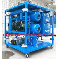Buy cheap Transformer Oil Vacuum Dehydration Treatment Plant,Oil Purification Systems from wholesalers