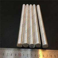 AZ31 WE43 Magnesium Alloy Bar , Boiler Anode Rod  For Gas Water Heater Manufactures