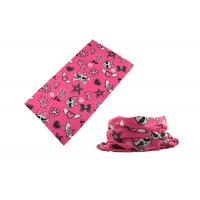 Comfortable Skull Children'S Neck Gaiter , Junior  Headwear Sublimation Printing Manufactures