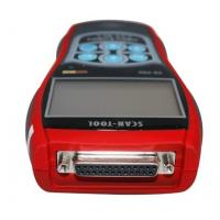 Scan Tool EOBD OBDII Code Scanner Reader with LCD , Support English / Spanish Manufactures