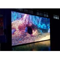China Dustproof SMD indoor LED display screen P7.62 With 7-80m Visual Distance on sale