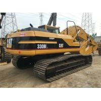 Japanese Used Cat  Excavator 330bl Year 2004 Original Paint 5860 Working Hours Manufactures