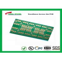 Long LED pcb with 2 Layer Aluminum Printed Circuit Board with 2.0mm  Thickness Manufactures