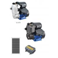 Traditional DC Brushless Surface Solar Water Pumping System , Solar Powered Watering System Manufactures