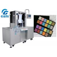 Cosmetic Eyeshadow Press Machine Customized Cover Color One Year Warranty Manufactures