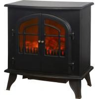 China Black Remote Control Electric Fireplace TNP-2008S-C2 With CE Certificate on sale