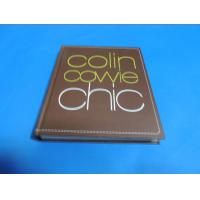 China A4 / A5 / A6 Pantone Color Leather Bound Book Printing Coated Paper + cloth / silk Cover on sale