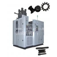 PLC Omron Power 58KW Rubber Injection Moulding Machine 400 Tons High Performance Manufactures