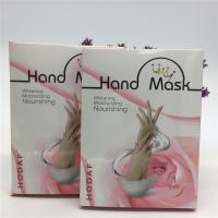 Avocado nourishing cosmetic hand glove foot hand mask glove hand mask pack Manufactures