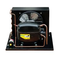 Low Temperature Compressor And small mini Condensing Unit  480*430*325mm With One Fans Manufactures