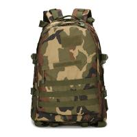Waterproof 3 D Military Heavy Duty Military Backpacks For Climbing / Mountaineering Manufactures