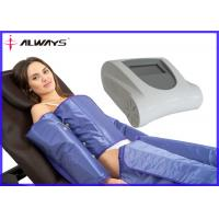 Air Pressure Lymph Drainage Far Infrared Pressotherapy Slimming Machine 0.4kg/cm2 Manufactures
