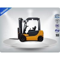 Electric Narrow Aisle Forklift / Three Wheels reach truck forklift With SME AC controller Manufactures
