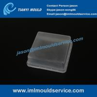 2 cavities plastic thin wall packaging injection mould in huangyan, thin wall mold Manufactures