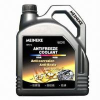 Antifreeze Liquid Coolant, OEM Orders are Welcome Manufactures