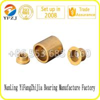 Quality Professional factory manufacture oilless bearing supplier bronze bushing,copper based powder metallurgy for sale