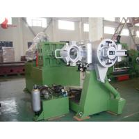 Ø250mm Double Head Plastic Strainer Extruder Machine With Die - Head Auto Opening Manufactures
