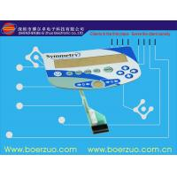 Micro Oven Flat Touch Button Water - proof Membrane Switch No LED Compents Manufactures