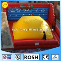 Water - Proof Nylon Inflatable Mountain Reinforced Stitiching Manufactures