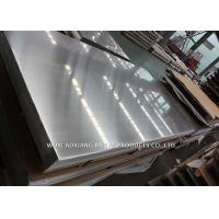 China Heat Resistance 2205 Duplex Stainless Steel Plate Thickness 0.6 - 60mm on sale