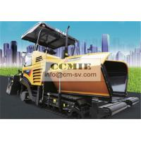 Asphalt Concrete Paver RP603 Construction Machinery Good Pavement Evenness Manufactures