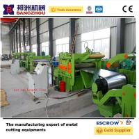 Buy cheap Aoto Electrical System Steel Coil Cut To Length line Hydraulic System from wholesalers
